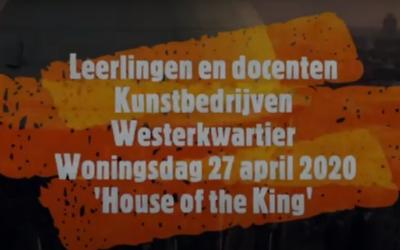 Bericht voor de koning