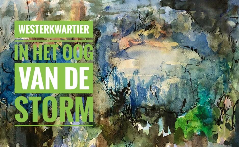 Westerkwartier in het oog van de storm