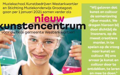 Nieuwjaar, Nieuw Kunstencentrum, Nieuwe Naam, Nieuwe Kansen,