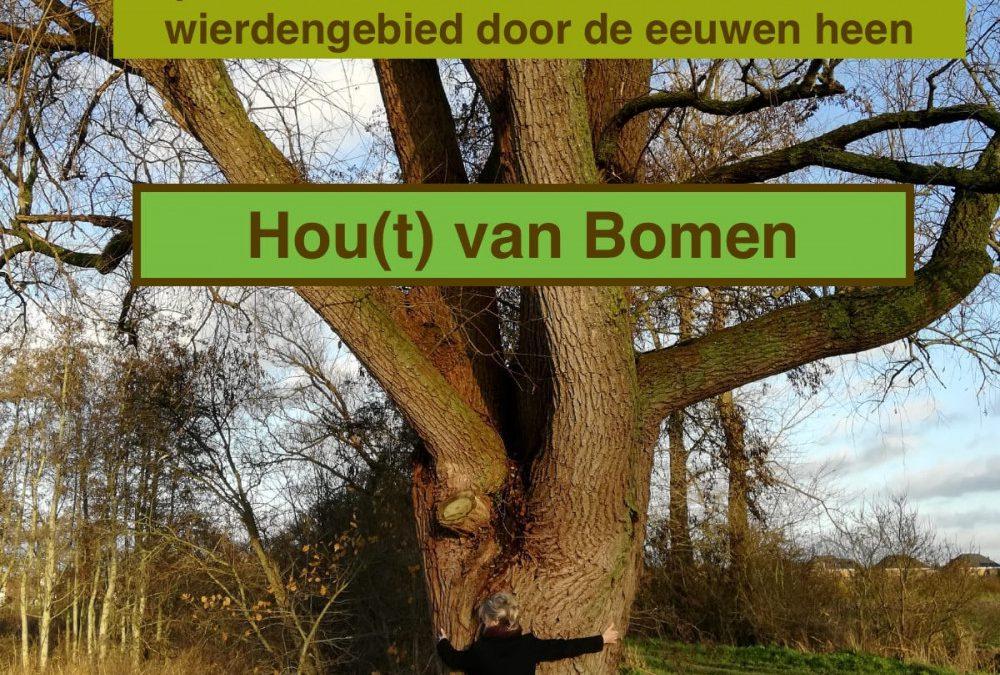 expositie Hou(t) van Bomen