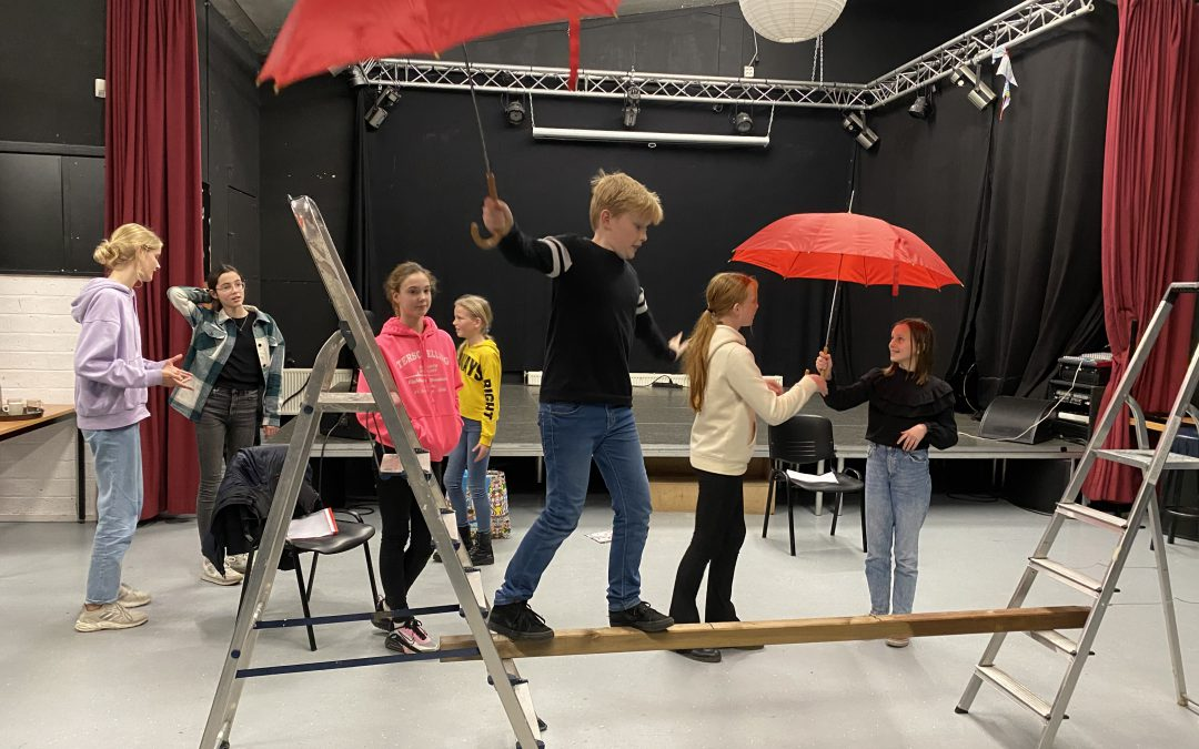 Jeugdtheaterschool Zuidhorn