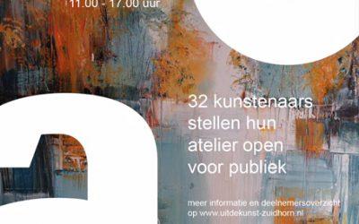 Deelnemers Open Atelierroute 19 en 20 juni