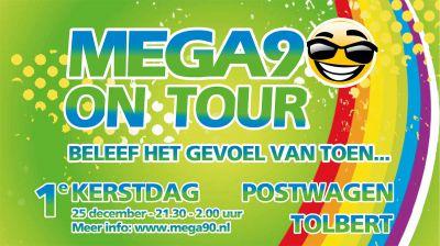 Mega90's On Tour